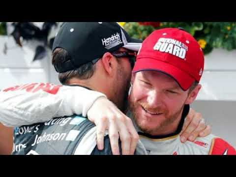 Does Jimmie Johnson miss Dale Jr  Of course!
