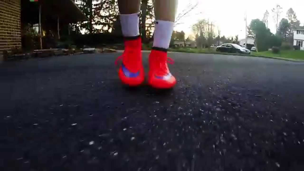 bf7b7d527366 Nike Mercurial Superfly 4 Intense Heat Pack First Impression  (KeystoneFootball) - YouTube