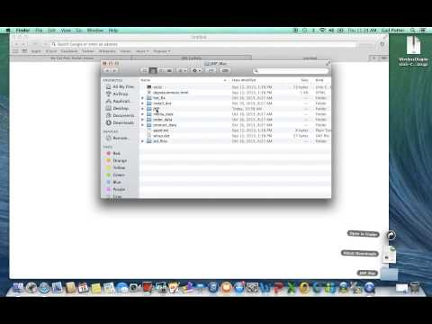 JMP installation for Macs - YouTube