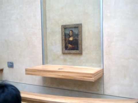 Paris Musée du Louvre - Mona Lisa