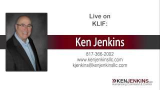Ken Jenkins on the radio - 10/6/14