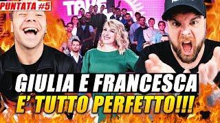 Take Me Out : Giulia e Francesca Puntata 5 Reazione by Arcade Boyz 2019
