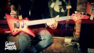 Daft Punk - Robot rock (bass guitar cover + how to play tutorial) HD