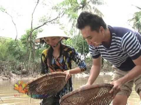 Bánh xèo miền Tây - Vui Sống Mỗi Ngày [VTV3 - 21.11.2012]