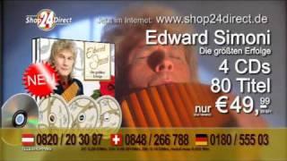 Edward Simoni - Die größten Erfolge - Shop24Direct