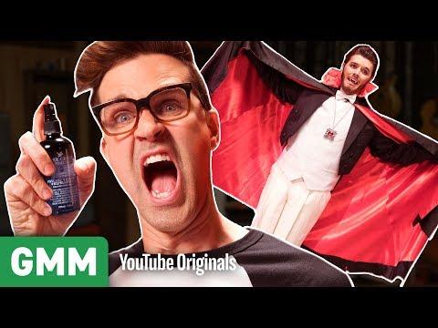 Download Youtube: Testing Psychic Vampire Spray | The Goop Scoop