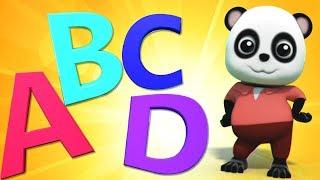 lagu abc | video pendidikan | lagu anak-anak | ABC Song For Kids | Learn Alphabets | Children Song