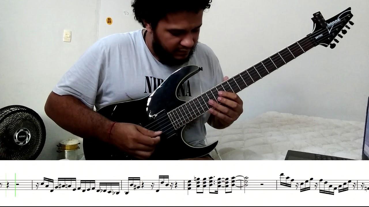 Ed Motta - Marta/Smile (Guitar Solo)