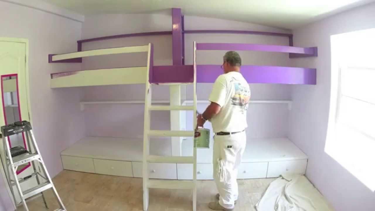 Custom Interior Paint Job By Mile High Painting In Prescott