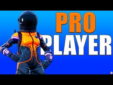 Fortnite becoming a pro pc player!!