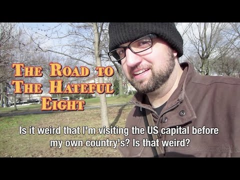 The Road to The Hateful Eight