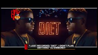 I WOULD HAVE MADE IT WITH OR WITHOUT OLAMIDE- DJ ENIMONEY