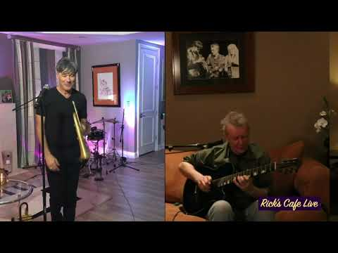 """Rick Braun And Peter White Perform """"Baby Steps"""" - Rick's Cafe Live"""