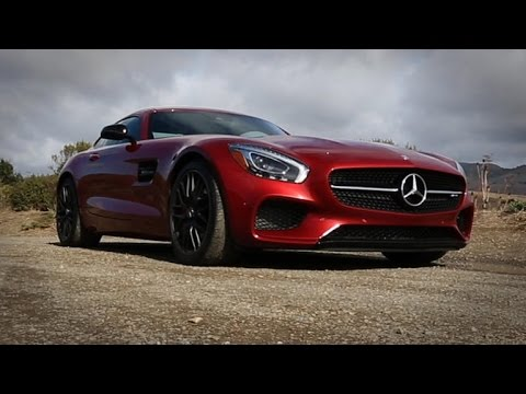 CNET On Cars - 2016 Mercedes AMG GT S: Rewriting what you think of Mercedes, Ep. 79