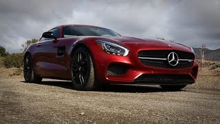 2016 Mercedes AMG GT S: Rewriting what you think of Mercedes (CNET On Cars, Ep. 79) thumbnail