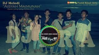 Download Mp3 Dj Melodi Aisyah Maimunah Dijamin Geleng Geleng Terbaru 2019