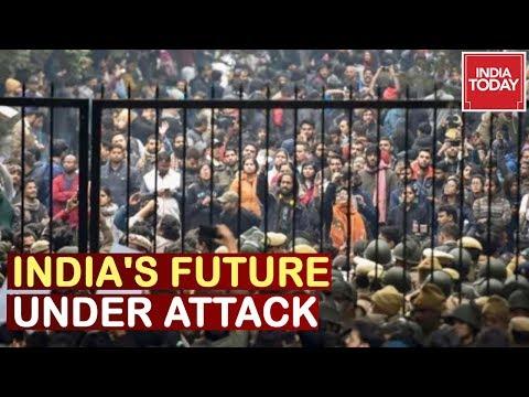 india's-future-under-attack;-jnu,-amu-&-other-presitigious-unvi-brutally-attacked