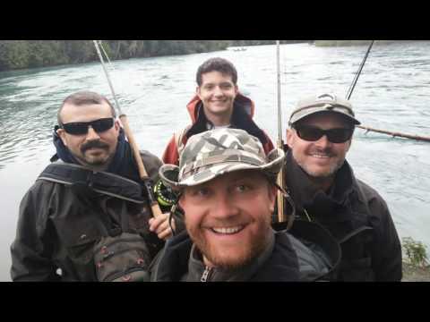 Alaska  Salmon  Fishing  Kenai River - Russian River  2016