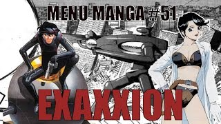 EXAXXION :  MENU MANGA #51