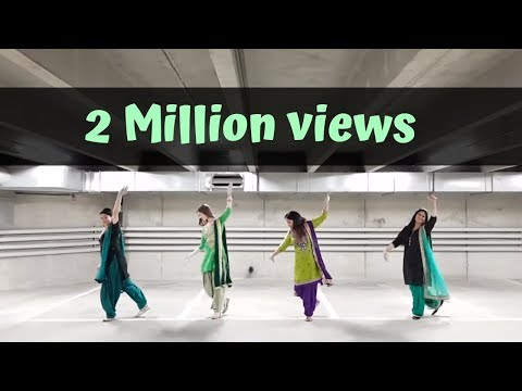 SUIT | NIMRAT KHAIRA | Bhangra by Christine | Bhangra Girls in Stockholm