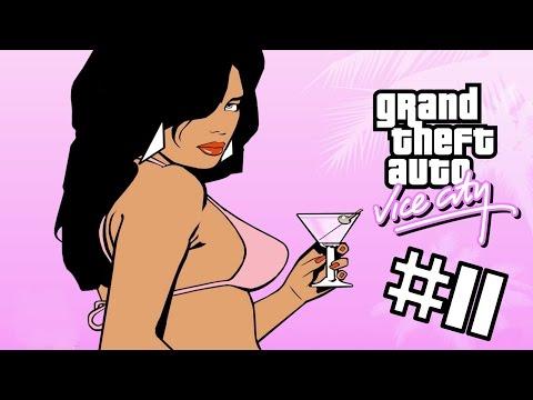 Przejdźmy Razem Na Żywo! Grand Theft Auto Vice City #11 Malibu, welcome to!