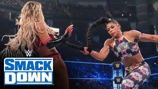 Bianca Belair vs. Carmella - SmackDown Women's Championship Match: SmackDown, July 16, 2021
