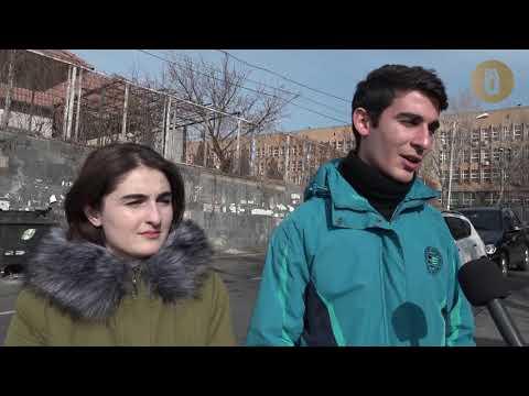 Проблемы экологии в Армении. Репортаж студентки РАУ