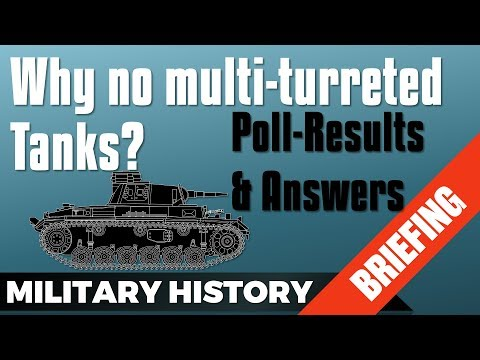Why no multi-turreted tanks? - Briefing September 2017
