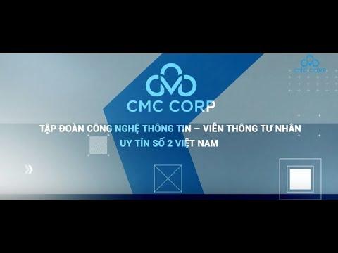 Tập đoàn Công nghệ CMC được bình chọn Top 5 doanh nghiệp CNTT-VT uy tín 2018