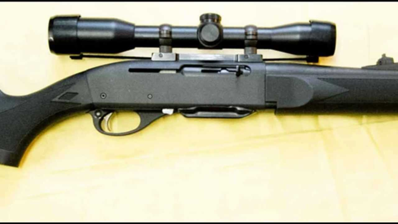 Carabina Remington Modello 7400
