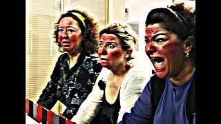 Akasya Hanımları Peeling Yaptırırsa