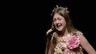 TOP TALENT SHOW 2019-  ALEXIA PAVLICOSCHI-  POP INTERNATIONAL