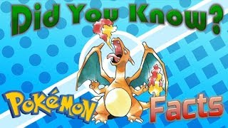 Did You Know…? Pokémon Facts!