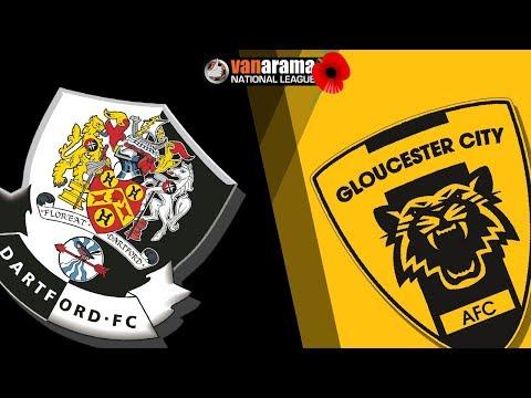 18/11/2017 Dartford v Gloucester City