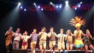 Team Starkid- To Dance Again- 6/10/12 NYC