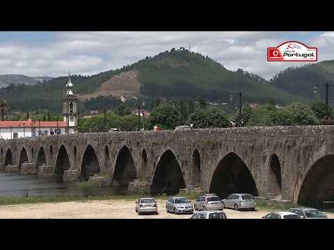 WRC Atravessou Ponte Romana em Ponte de Lima