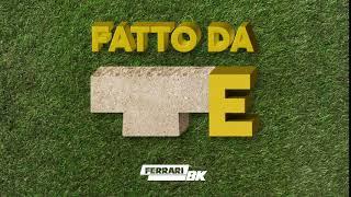 FerrariBK - Tango, il muretto perfetto, FATTO DA TE.