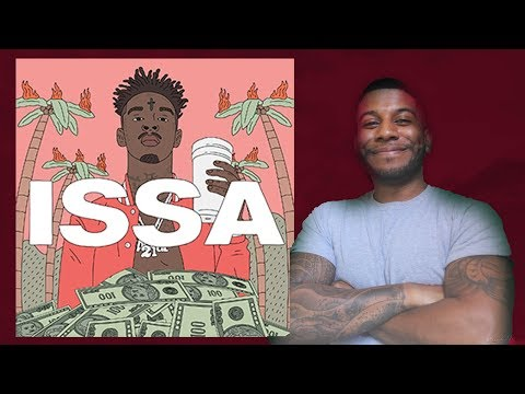 21 Savage - Issa Album (Reaction/Review) #Meamda