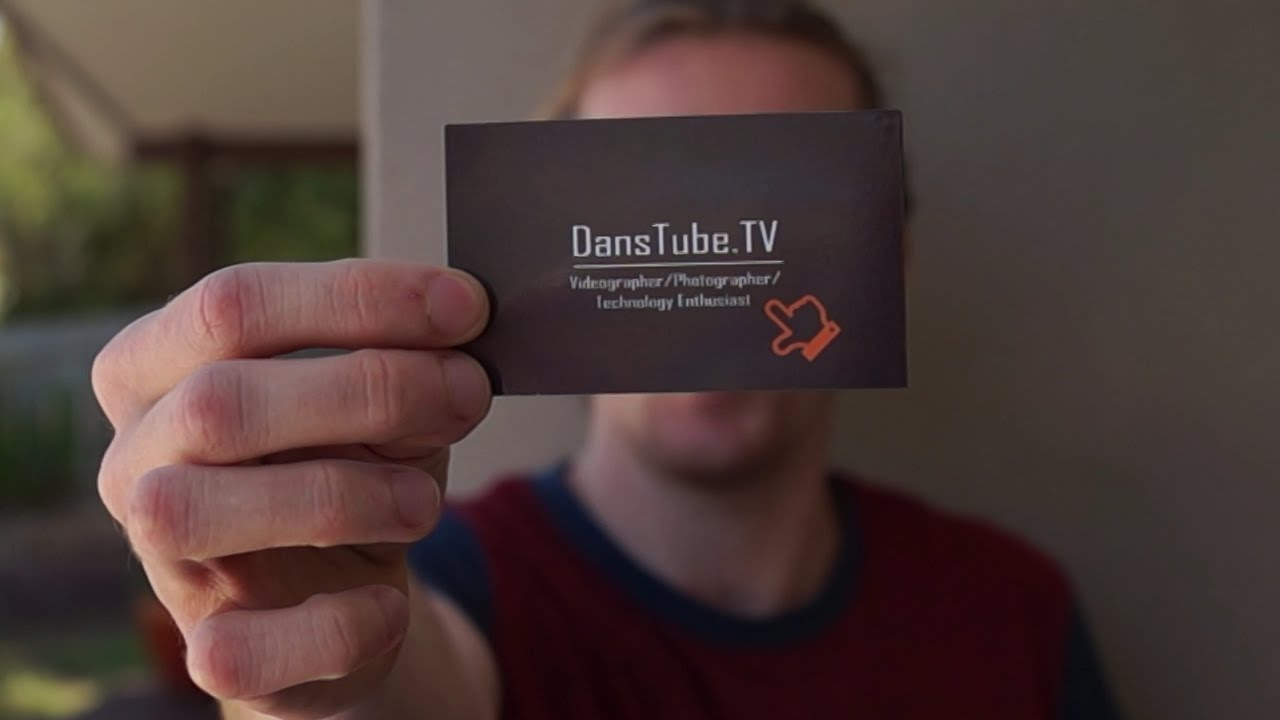Update Video (Business Cards) + MEGA GIVEAWAY!!! - YouTube