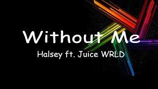 Halsey Without Me Acapella ft Juice WRLD.mp3