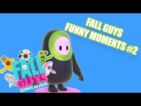 Fall Guys Funny Moments #2   We Are So Close!!   Zafra991