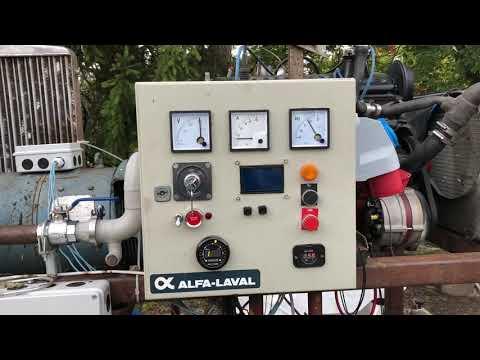 Wood gasifier 15kw genset