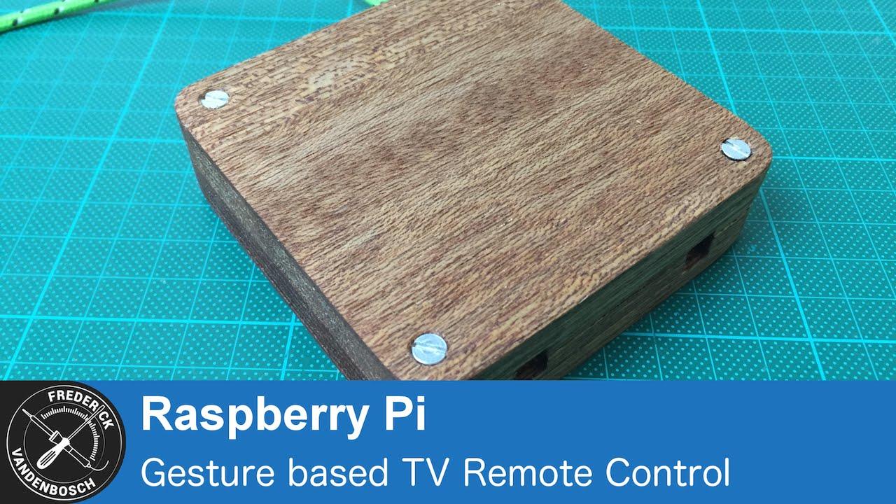 Gesture Based TV Remote Control – Frederick Vandenbosch