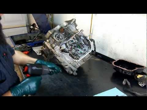 AW55-51SN / RE5F22A Transmission Teardown Inspection - Transmission Repair