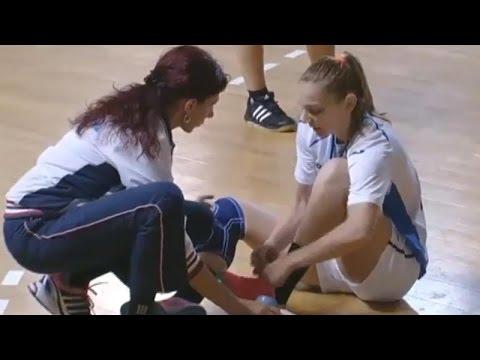 FYR Macedonia vs. Croatia - EURO Handball Women Qualification - Full Match 10.10.2015