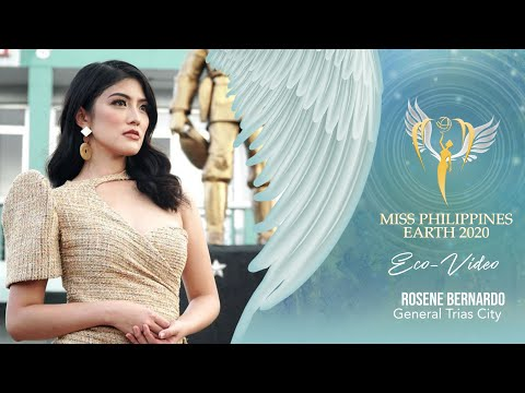 Miss Philippines Earth General Trias City 2020 Eco Video