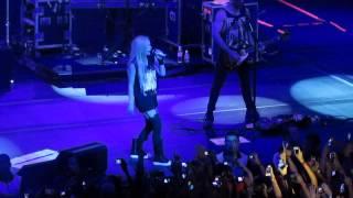 Video Avril Lavigne - Rock N' Roll Live - São Paulo April 30 2014 download MP3, 3GP, MP4, WEBM, AVI, FLV Agustus 2018