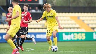 Goles Villarreal C 2 - 0 Jove Español