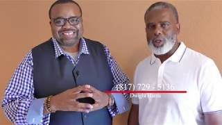 Dwight Harris and Tommy Jones Open House Announcement