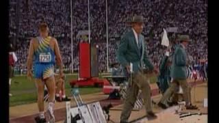 OS final i längdhopp -96